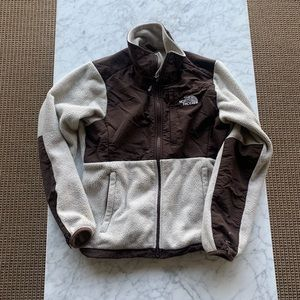 The North Face Zip-up jacket